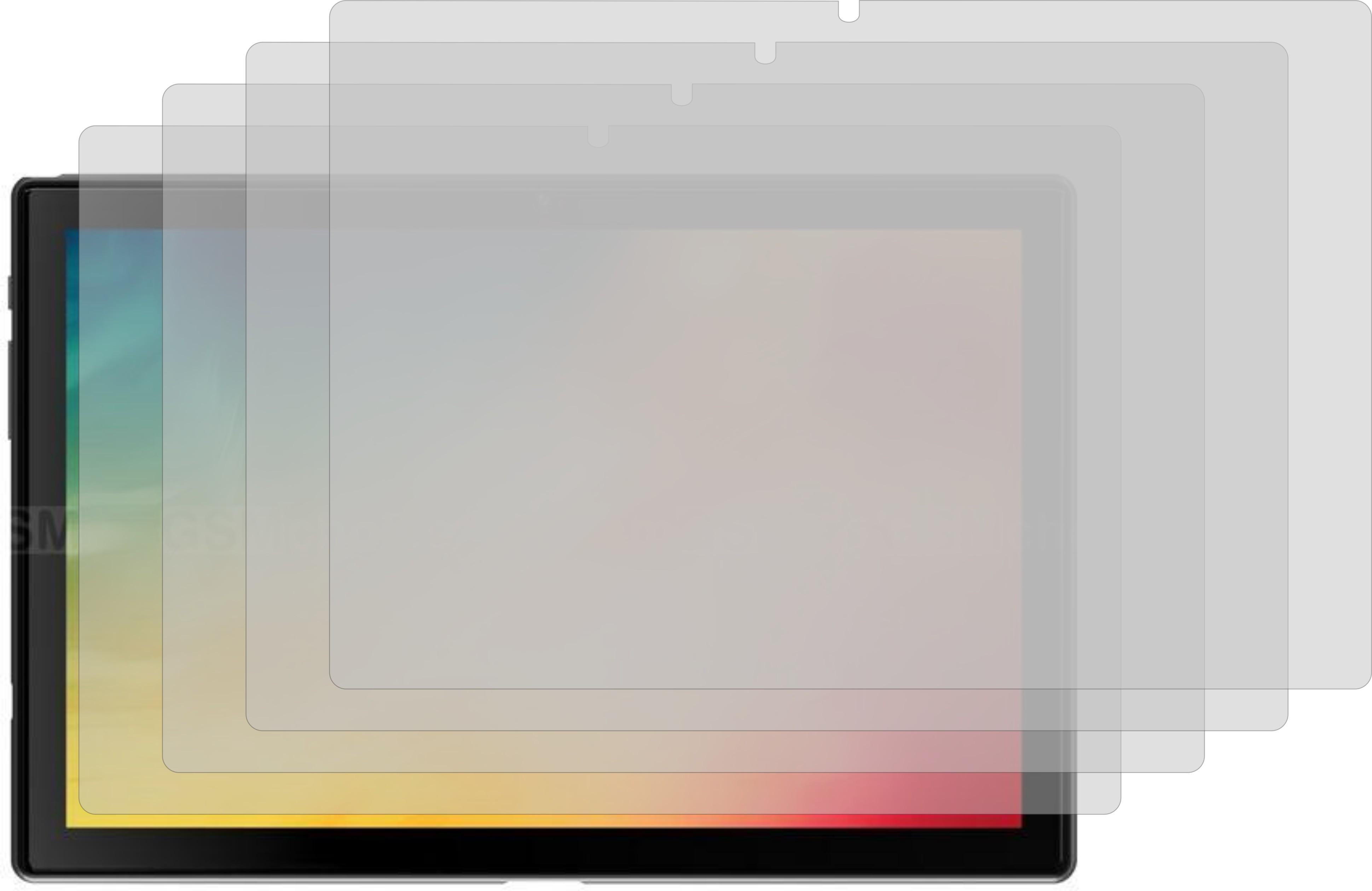 4x Displayschutzfolie MATT für Blackview Tab 8