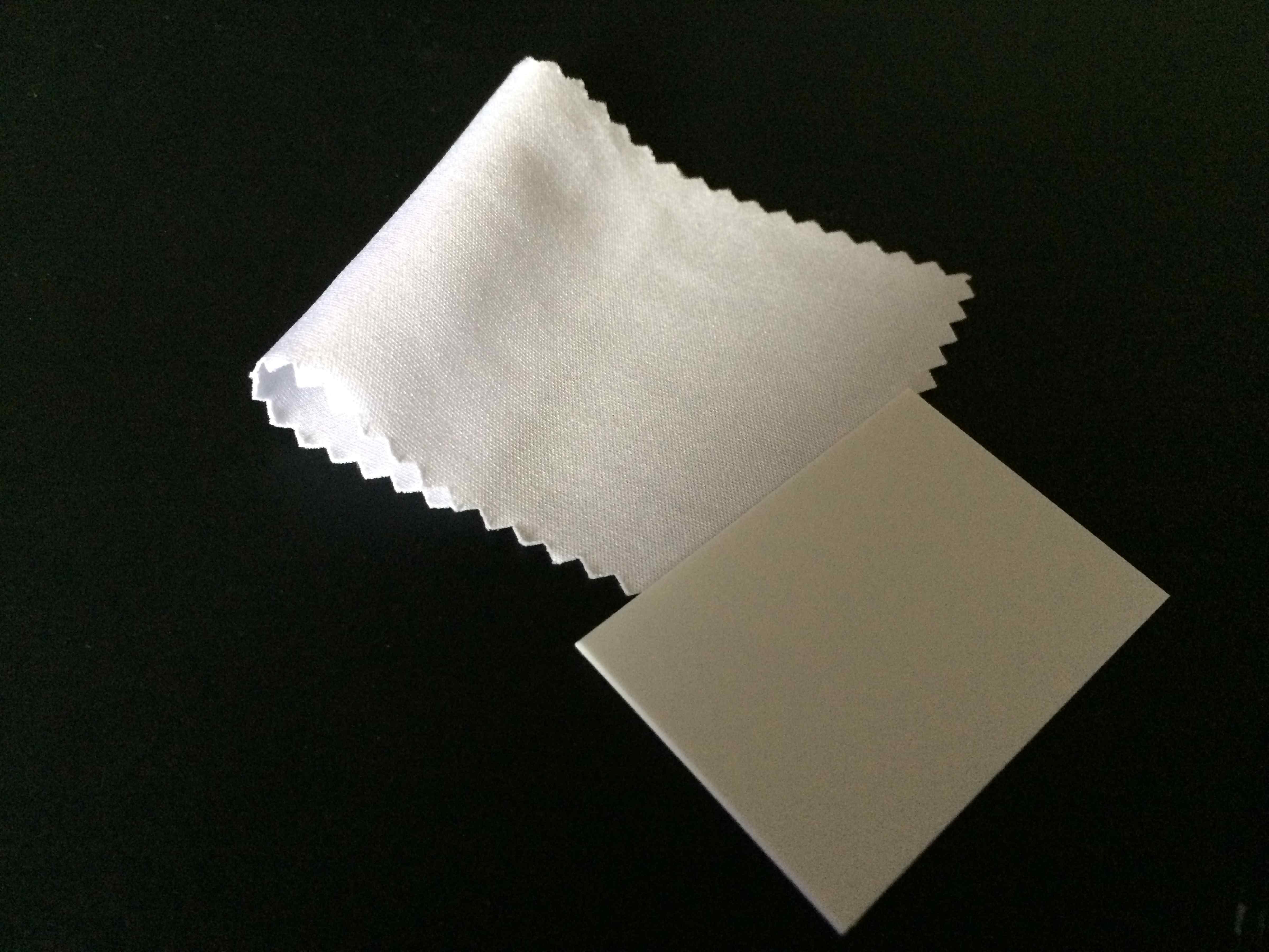 Reinigungstuch Mikrofasertuch Rakel für kleine Displays
